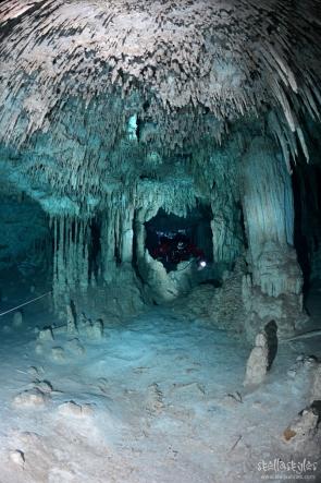 Tux Ku Paxa Cave